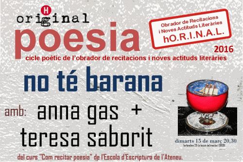 20160309-Recital_poesia-Barcelona_Horiginal-Anna_Gas-Josep_Pedrals-Teresa_Saborit-Escola_Escriptura