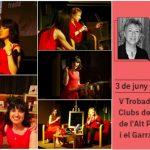 La crònica de les cròniques de la V Trobada de Clubs de Lectura de l'Alt Penedès i el Garraf