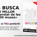 Ajuda'ns a trobar el millor microrelat de les «200 muses»!