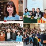 Mega crònica Sant Jordi 2017 – Part 2: Presentació a l'IES Vic (20/04/2017)