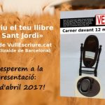 Fi tallers hivern VullEscriure - 2) Escriu el teu llibre de Sant Jordi