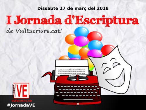 20180227-Jornada_escriptura-VullEscriure-Barcelona-Creacio_literaria-Creativitat