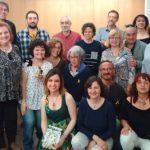 Presentació del llibre de Sant Jordi de VullEscriure