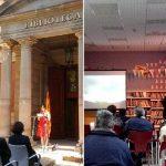 «Tirant lo Blanc» al Parlament de Catalunya i a la Biblioteca Pública de Tarragona
