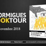 Demà comença el #FormiguesBookTour!