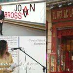 Inici any Brossa: «Els catalans preguntem i els forasters no contesten»