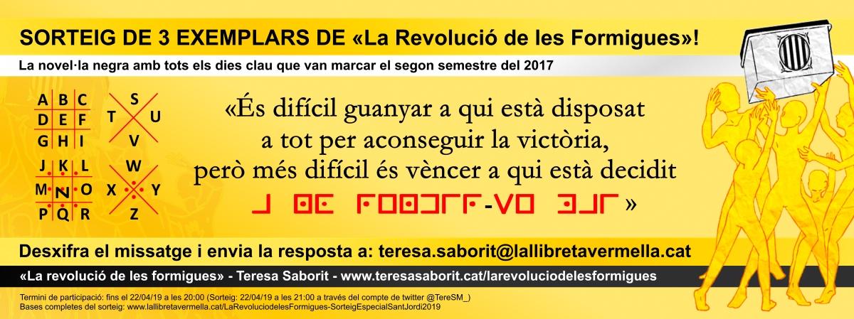 20190420-Suplement_ARA_Llegim-Revolucio_Formigues-Teresa_Saborit