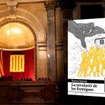 Especial Sant Jordi 2019 - Vols visitar el Parlament de Catalunya? Participa en el sorteig i guanya una visita guiada al Parlament, exclusiva pels lectors de «La revolució de les formigues»!