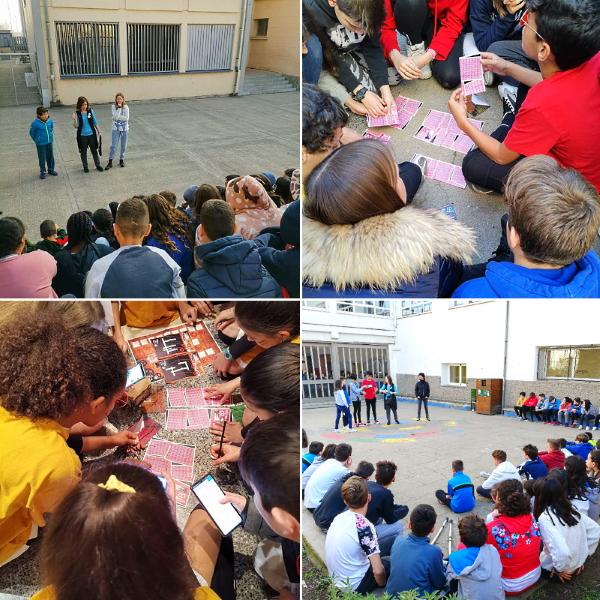 20200310-Llegim_Mes-Operacio_Rescat-Gimcana_Literaria-Llibres_Vic_Osona-1r_2n_ESO-Escoles