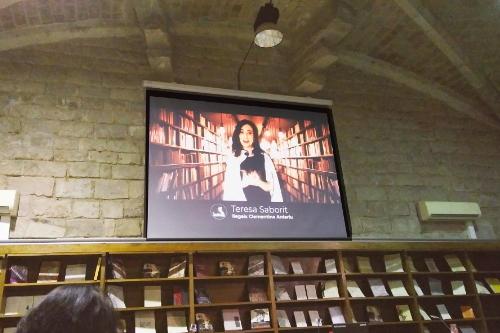 20201019-Dia_Escriptores_2020-Biblioteca_Catalunya-Associacio_Escriptors_Llengua_Catalana-Clementina_Arderiu-Teresa_Saborit